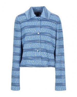 Пиджак ST. JOHN. Цвет: лазурный