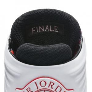 Мужские баскетбольные кроссовки Air Jordan XXXII Nike. Цвет: белый