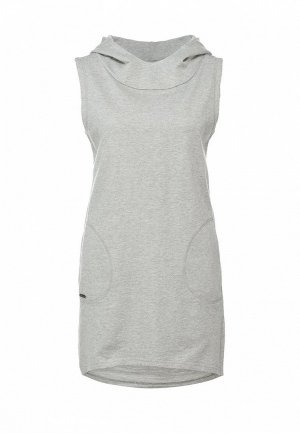 Платье LeMonada LE005EWET194. Цвет: серый
