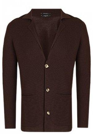 Пиджак SVEVO. Цвет: коричневый