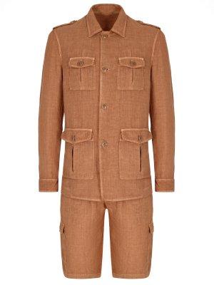 Комплект пиджак и шорты GRAN SASSO