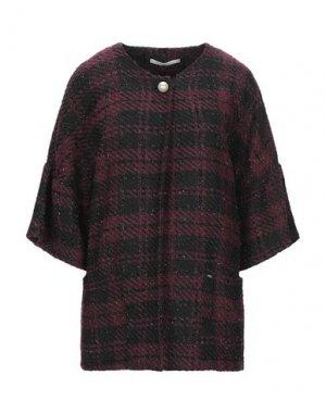Пиджак GAUDÌ. Цвет: красно-коричневый