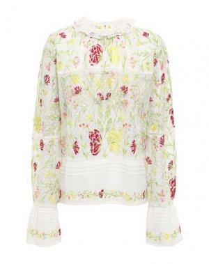 Блузка ANTIK BATIK. Цвет: слоновая кость