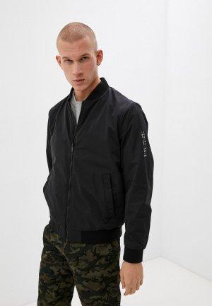 Куртка Ostin O'stin. Цвет: черный