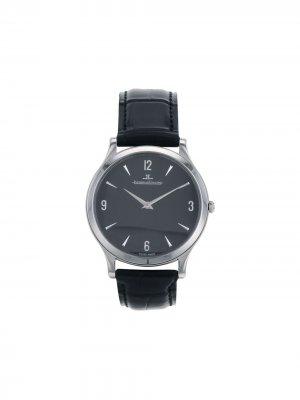 Наручные часы Master Control 34 мм 2000-го года Jaeger-LeCoultre. Цвет: черный