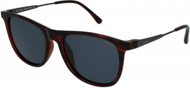 Солнцезащитные очки Invu. Цвет: коричневый