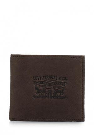Кошелек Levis® Levi's®. Цвет: коричневый