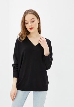 Пуловер Sela. Цвет: черный