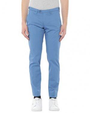 Повседневные брюки DRYKORN. Цвет: лазурный