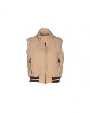 Куртка PIANURASTUDIO. Цвет: песочный