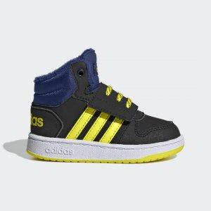 Высокие кроссовки Hoops 2.0 Performance adidas. Цвет: черный