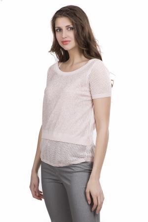 Пуловер Tuzzi. Цвет: розовый