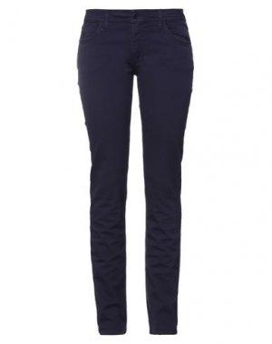 Повседневные брюки BALLANTYNE. Цвет: темно-фиолетовый