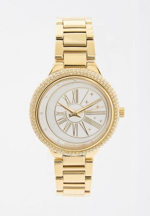 Часы Michael Kors MK6550. Цвет: золотой