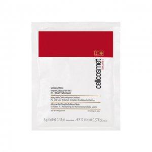 Корректирующая тон кожи клеточная маска Biotech Cellcosmet&Cellmen. Цвет: бесцветный