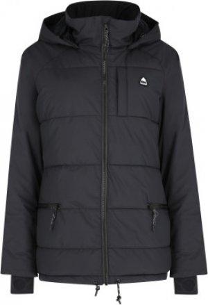 Куртка утепленная женская Minturn, размер 48-50 Burton. Цвет: черный