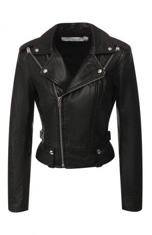 Кожаная куртка Iro. Цвет: черный