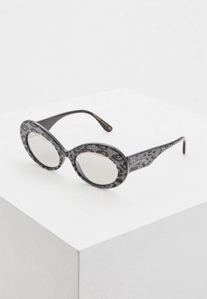 Очки солнцезащитные Dolce&Gabbana DG4345 31986V. Цвет: черный