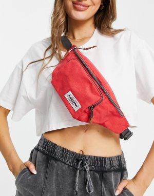 Красная сумка-кошелек на пояс -Красный Eastpak