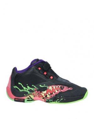 Кеды и кроссовки REEBOK. Цвет: черный