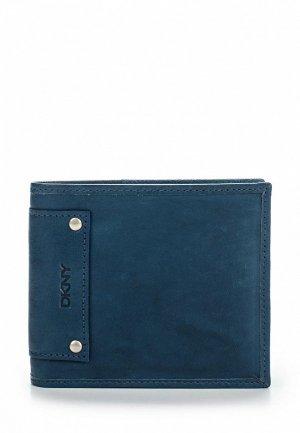 Кошелек DKNY. Цвет: синий