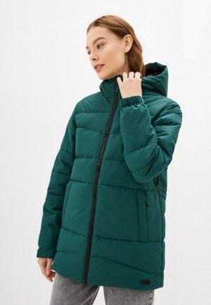 Куртка утепленная Termit. Цвет: зеленый