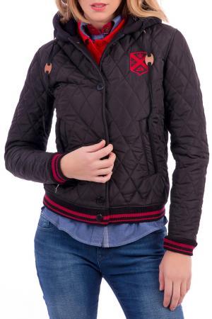 Куртка POLO CLUB C.H.A. Цвет: black