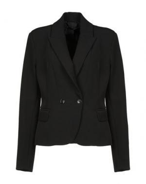 Пиджак ANNARITA N. Цвет: черный