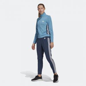 Спортивный костюм Team Sports Sportswear adidas. Цвет: синий