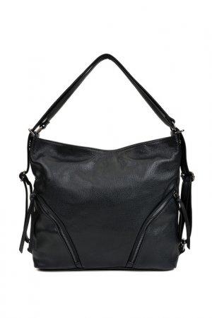 Backpack Isabella Rhea. Цвет: black