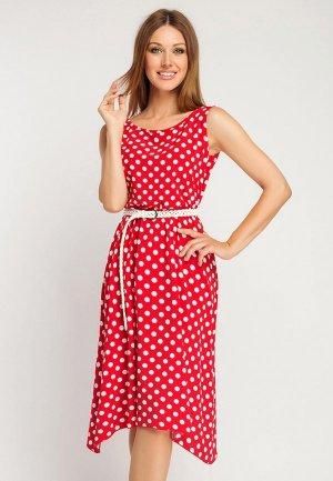 Платье Giulia Rossi. Цвет: красный