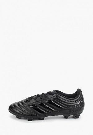 Бутсы adidas COPA 19.4 FG. Цвет: черный