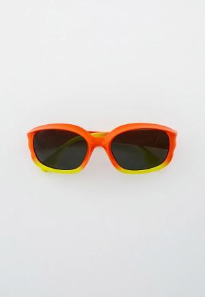 Очки солнцезащитные Burberry BE4338 393587. Цвет: разноцветный