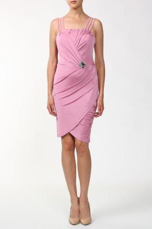 Платье Petro Soroka. Цвет: бордовый