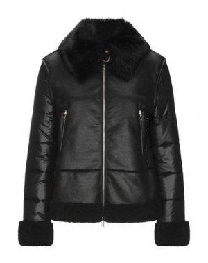 Куртка ALVIERO MARTINI 1a CLASSE. Цвет: черный
