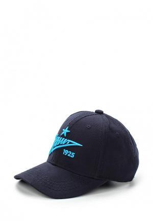 Бейсболка Atributika & Club™ ФК Зенит. Цвет: синий