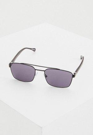 Очки солнцезащитные Boss 1117/S 003. Цвет: черный