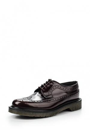 Туфли Loake 624RT. Цвет: коричневый