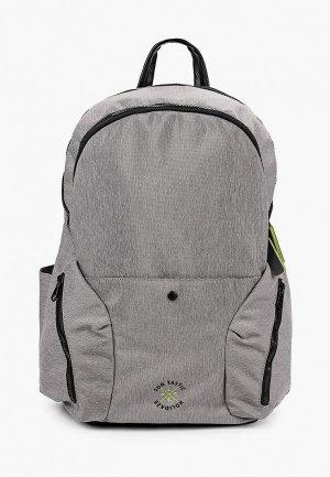 Рюкзак Lerros. Цвет: серый