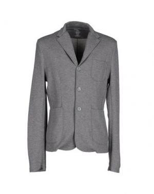 Пиджак MAJESTIC FILATURES. Цвет: светло-серый