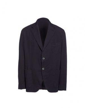 Пиджак TRAIANO. Цвет: баклажанный