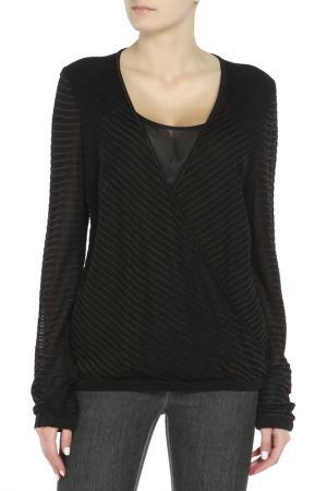 Пуловер Escada. Цвет: черный