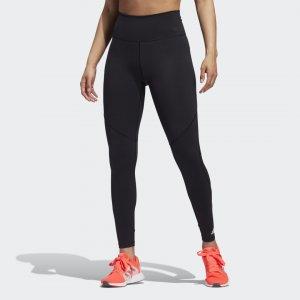 Леггинсы для фитнеса 3-Stripes Believe This 2.0 Performance adidas. Цвет: черный