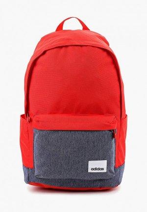Рюкзак adidas LIN CLAS BP CAS. Цвет: красный