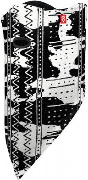 Балаклава Facemask Standard Airhole. Цвет: черный