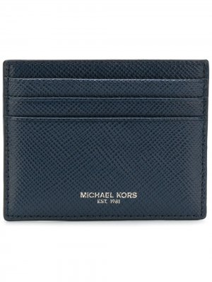 Bryant card case Michael Kors. Цвет: синий