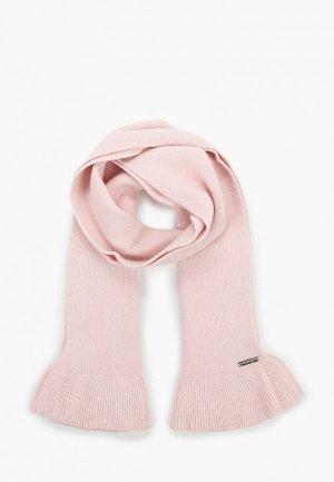 Шарф Aleksa dv-sc. Цвет: розовый