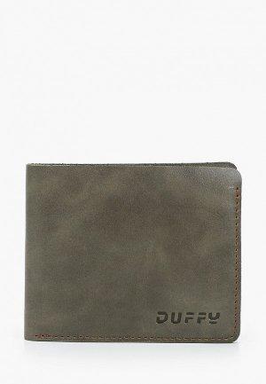 Кошелек Duffy 601701. Цвет: хаки