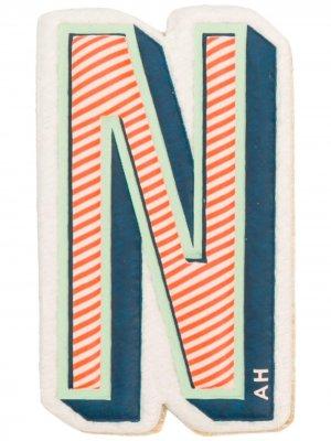 Стикер N Anya Hindmarch. Цвет: разноцветный