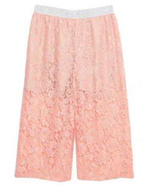Повседневные брюки I'M ISOLA MARRAS. Цвет: розовый